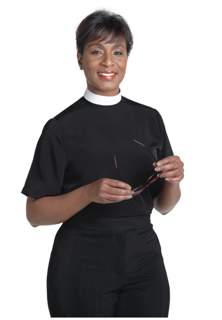 Women Clergy Shirts